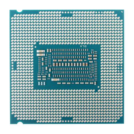 Modern computer processor, modern central processing unit (CPU)