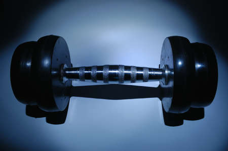 dumbbell lightbrush-5 photo