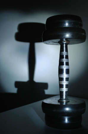 dumbbell lightbrush-6 photo