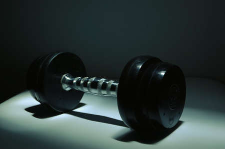 dumbbell lightbrush-8 photo