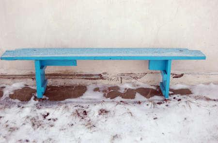 winters: winters bench