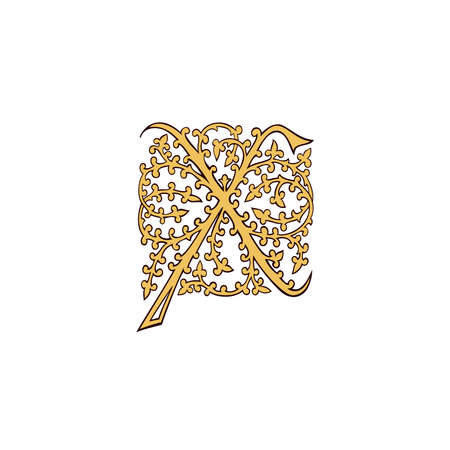 replica: Replica letters from King Henry pericope, X