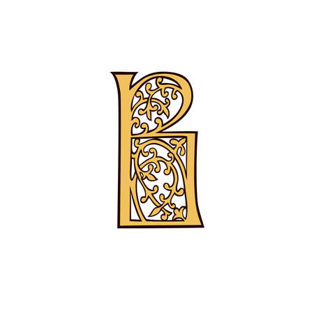 replica: Replica letters from King Henry pericope, B