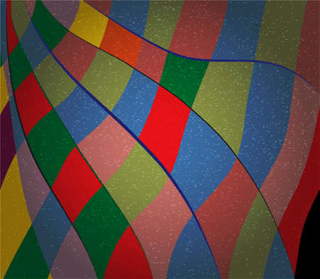 mottling: stained glass texture