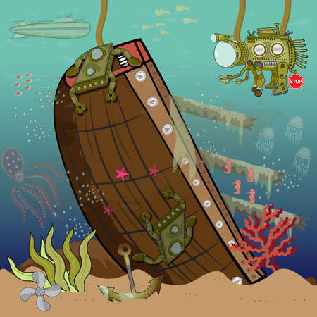 seabed: seabed