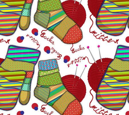 cross linked: texture sock