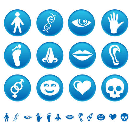 ears: Human icons