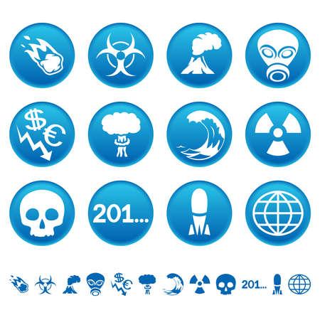 apocalyptic: Apocalyptic icons