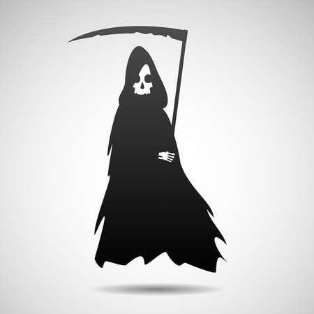 guadaña: Muerte símbolo