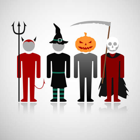 devilish: Halloween costumes