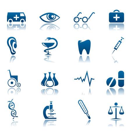 medical icons: Medical icon set
