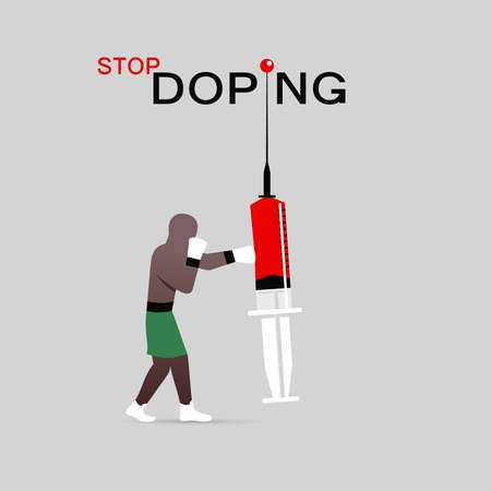 stop icon: Stop doping icon
