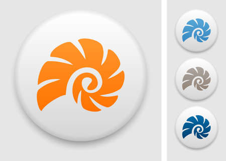 Cockle shell icon