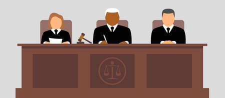 Icono de jueces