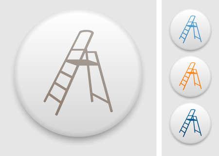 Step ladder icon