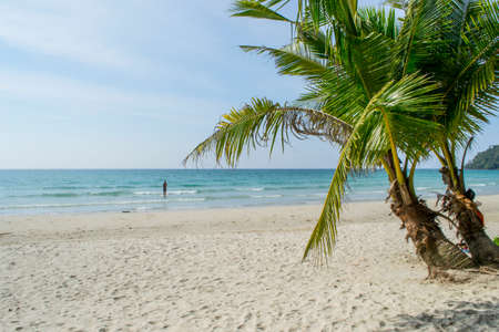 timeless: Thailand beaches relaxing paradise Stock Photo