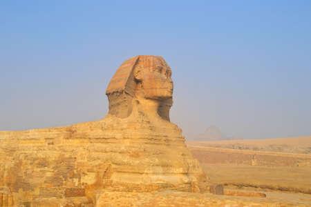 sphinx: Esfinge en un Giza