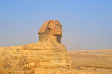 sphinx: Sphinx in a Giza