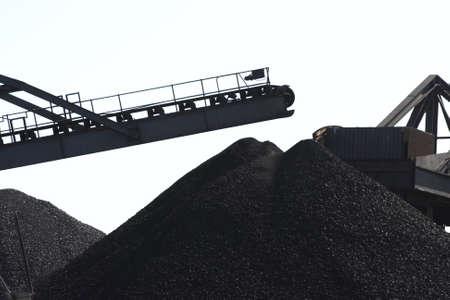 石炭のサイトのセクション