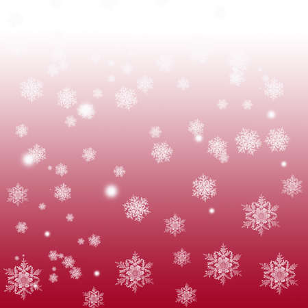 freezing: white snowflakes on a red and white background depicting winter and freezing tempretatures