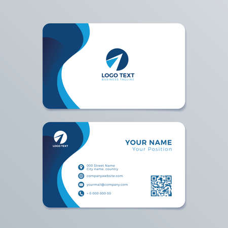 Modern Clean Business Card Template