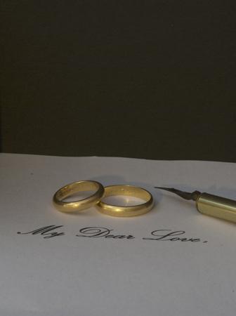 faiths: faiths, token of love Stock Photo