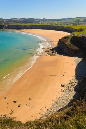 cantabrian: Cantabrian sea beach