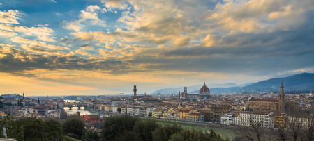 Firenze panorama photo