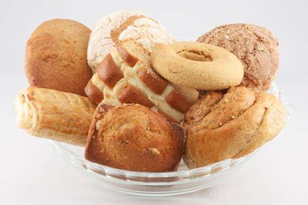 Pan dulce mexicano Foto de archivo - 3810875