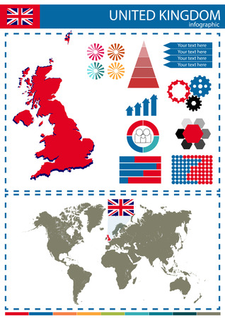 national culture: illustration country UK nation national culture Illustration