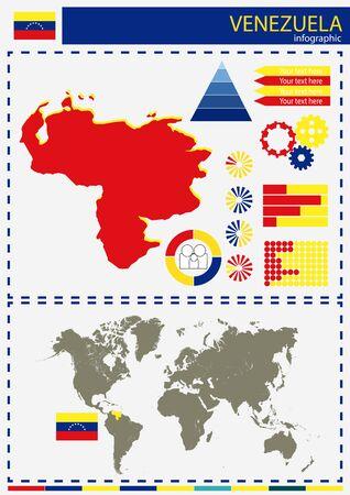 national culture: vector Venezuela illustration country nation national culture Illustration