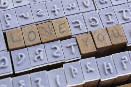lettre alphabet: stamp letter alphabet type fonts word