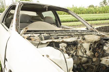 crush: car wreck crash crush die collision drunk damage fix