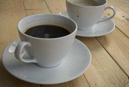 ceremic: cup of coffee in morning