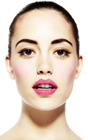 beauty portrait Stock Photo - 16949171
