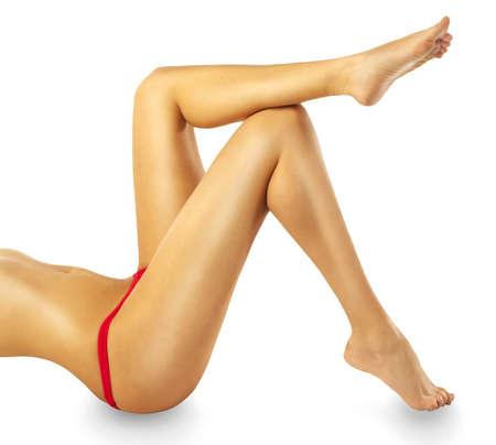 nude nature: Perfect female body