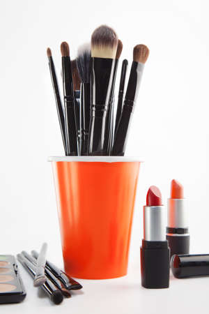 Professional cosmetics for makeup  photo
