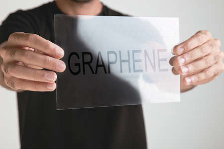 Graphene application Stock Photo - 21231100