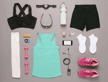 équipement: ensemble de sport