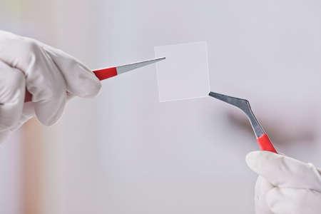 Transparante van grafeen toepassing