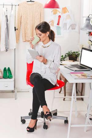 Blogger mode Koffiepauze