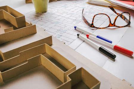 idea sketch: Architectural project