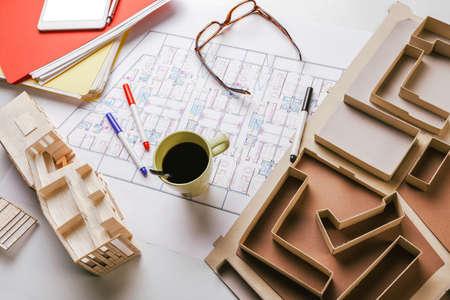 artistic designed: Architectural project