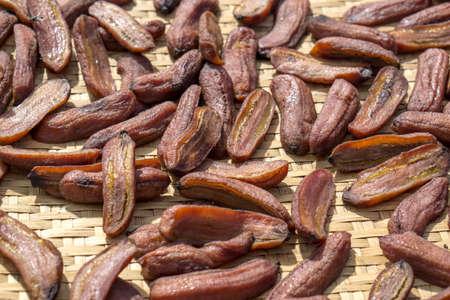 preserved: Banana preserved by sundry method