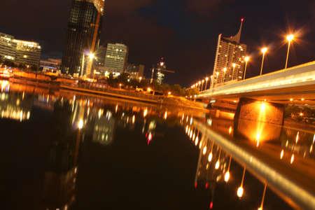 Blue Danube at Night