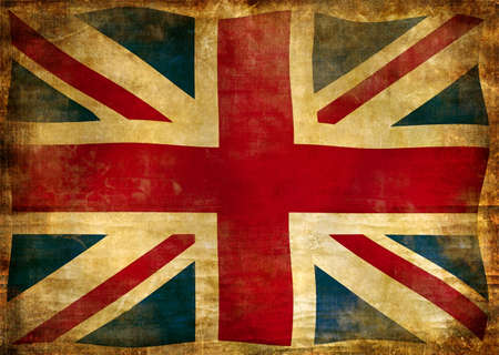 old flag of Engand