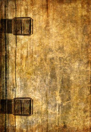 scrapbook cover: portada del libro antiguo