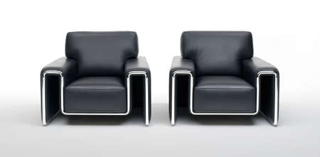 two stylish armchairs photo