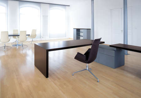 part of contemporary office interior Stock Photo - 5110660