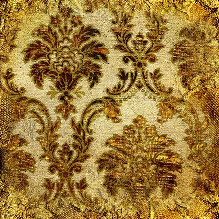 brocade: golden brocade